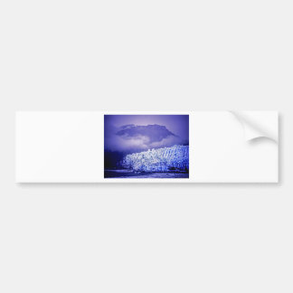 Margerie Glacier Bumper Sticker