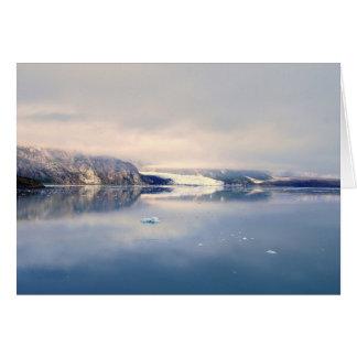Margerie Glacier, Glacier Bay Alaska Card