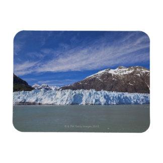 Margerie Glacier in Glacier Bay NP Rectangular Photo Magnet