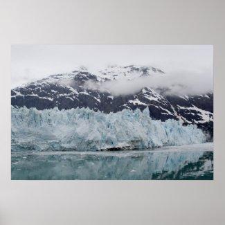 Margerie Glacier print