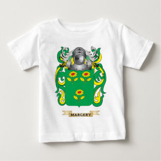 Margery Coat of Arms (Family Crest) T Shirt