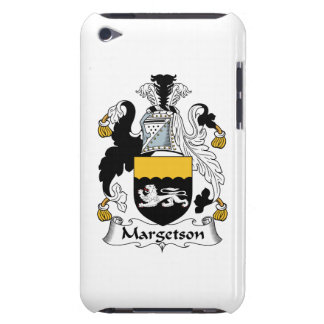 Margetson Family Crest Barely There iPod Cover