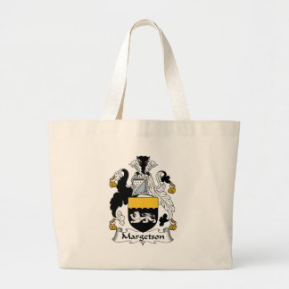 Margetson Family Crest Canvas Bags