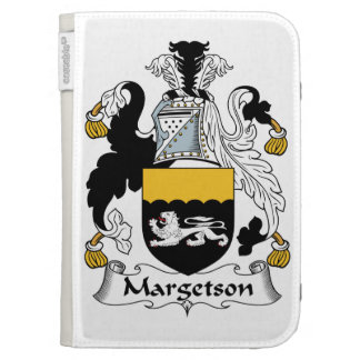 Margetson Family Crest Case For Kindle