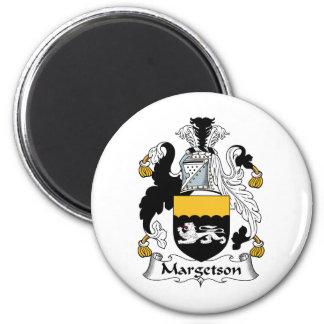 Margetson Family Crest Fridge Magnets