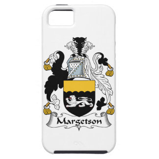 Margetson Family Crest iPhone 5/5S Case