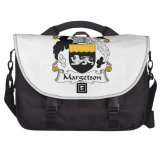 Margetson Family Crest Laptop Bags