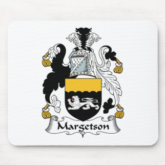 Margetson Family Crest Mouse Pads
