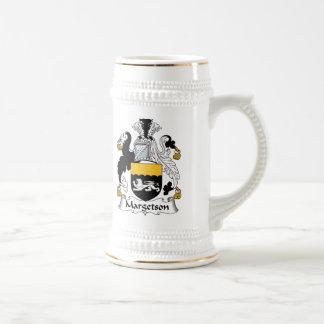 Margetson Family Crest Mugs