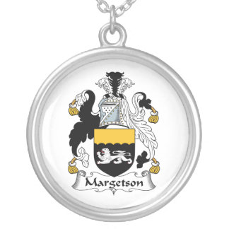 Margetson Family Crest Necklace