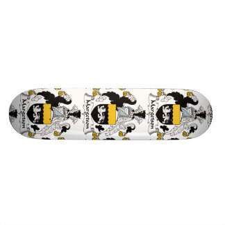 Margetson Family Crest Skateboard Deck