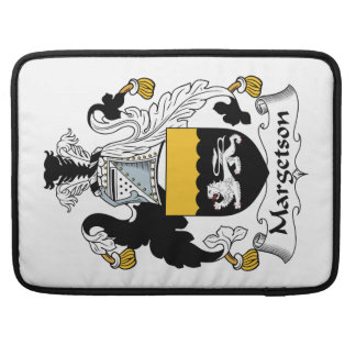 Margetson Family Crest Sleeves For MacBook Pro