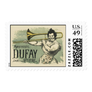 Margeurite Dufay, Louis Anquetin Postage Stamp