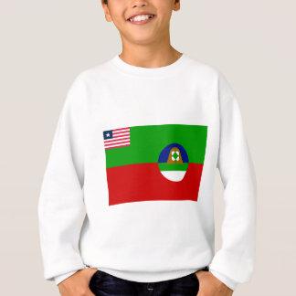 Margibi County Flag Sweatshirt