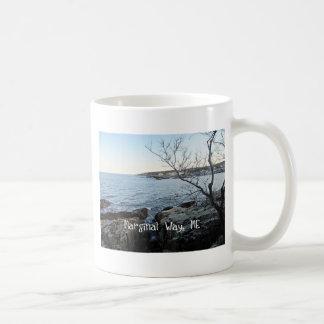 Marginal Way, Maine Coffee Mug