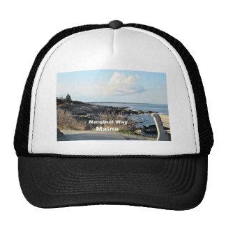 Marginal Way, Maine Trucker Hat