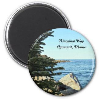 Marginal Way, Ogunquit, Maine Magnet