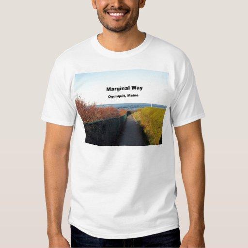 Marginal Way, Ogunquit, Maine Shirt