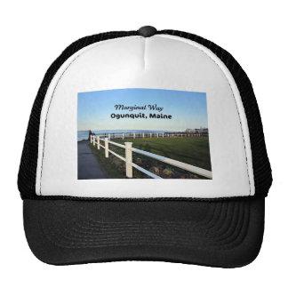 Marginal Way, Ogunquit, Maine Trucker Hat