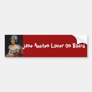 Marguerite Charlotte David Bumper Sticker