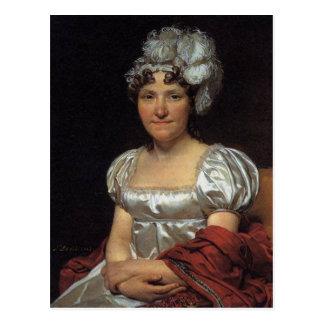 Marguerite Charlotte David Postcard
