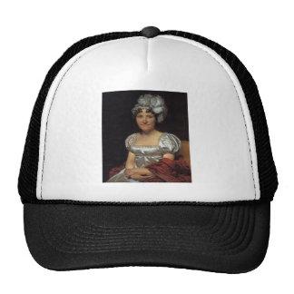 Marguerite Charlotte David Trucker Hat