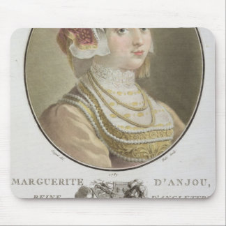 Marguerite d'Anjou (1429-82) engraved by Ride, 178 Mouse Pad