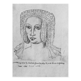 Marguerite de Brabant Postcard