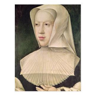 Marguerite de Habsbourg  Duchess of Savoy Postcard