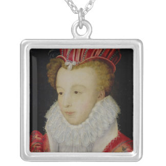 Marguerite de Valois c.1572 Colgante Cuadrado