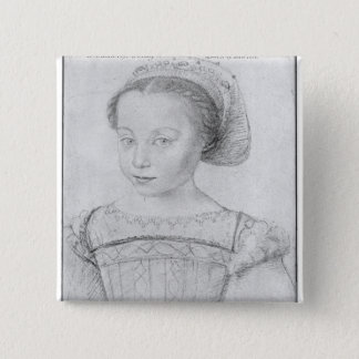 Marguerite de Valois  known as La Reine Margot Button