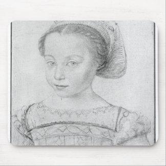 Marguerite de Valois  known as La Reine Margot Mouse Pad
