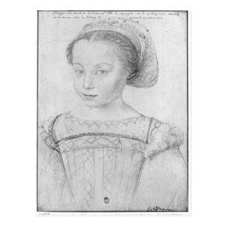 Marguerite de Valois  known as La Reine Margot Postcard