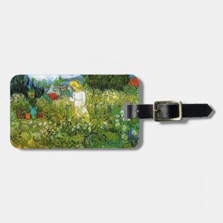 Marguerite Gachet in the Garden Bag Tag