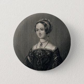 Marguerite Queen of Navarre by John J. Hinchliff Button