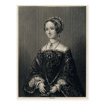 Marguerite Queen of Navarre by John J. Hinchliff Post Cards