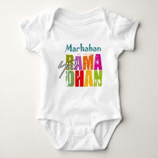 Marhaban ya Ramadhan Baby Bodysuit