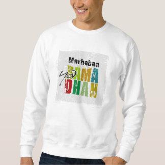 Marhaban ya Ramadhan Pullover Sweatshirt
