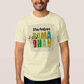 Marhaban ya Ramadhan T-shirt