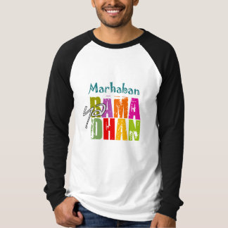 Marhaban ya Ramadhan T Shirt