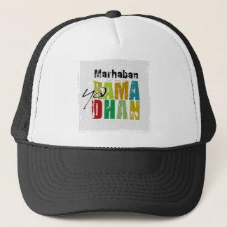Marhaban ya Ramadhan Trucker Hat