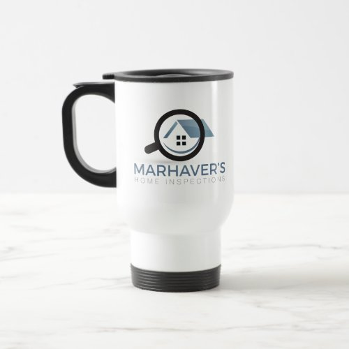Marhaver&#39&#x3B;s Home Inspection Travel Mug