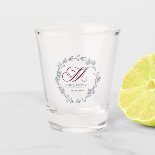 Marhoff shot glasses