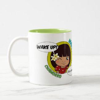 Mari - despierte la taza de café