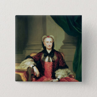 Maria Amalia of Saxony  Queen of Spain Button