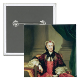 Maria Amalia of Saxony  Queen of Spain Pinback Button