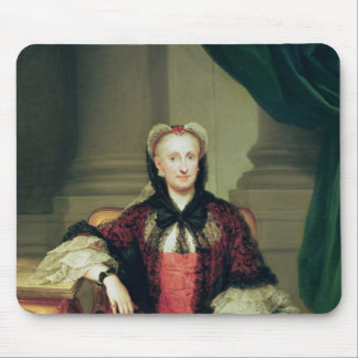 Maria Amalia of Saxony  Queen of Spain Mouse Pad