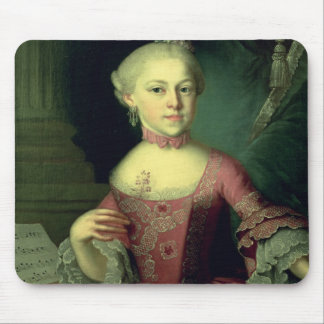 Maria-Anna Mozart, called 'Nannerl' Mouse Pad
