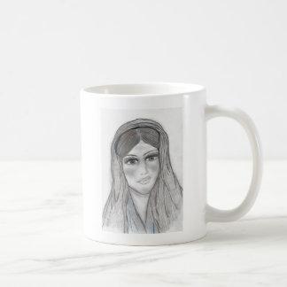 Maria apacible taza