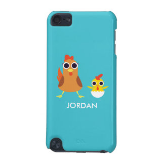 Maria & Bandit the Chickens iPod Touch (5th Generation) Cover